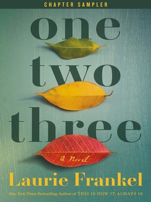 cover image of One Two Three: Chapter Sampler
