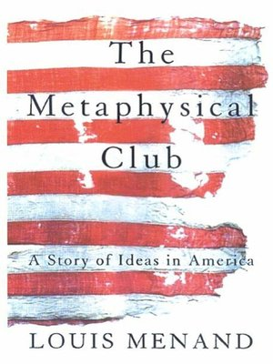 cover image of The Metaphysical Club