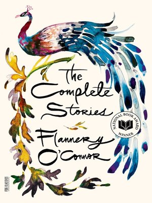 cover image of The Complete Stories