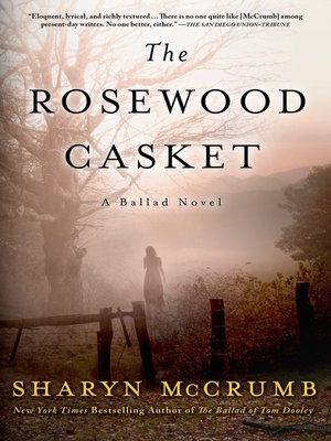 cover image of The Rosewood Casket--A Ballad Novel