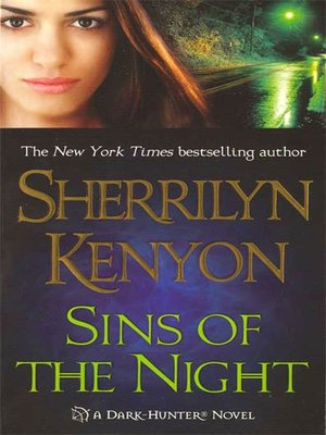cover image of Sins of the Night
