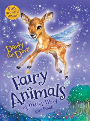 cover image of Daisy the Deer--Fairy Animals of Misty Wood