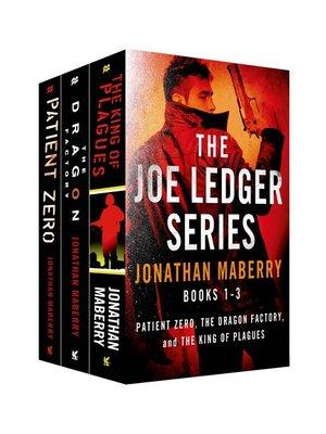 cover image of The Joe Ledger Series, Books 1-3