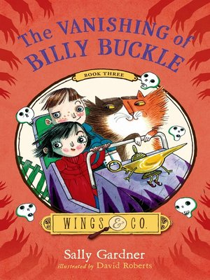 cover image of The Vanishing of Billy Buckle