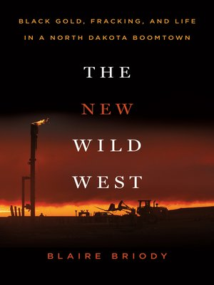 cover image of The New Wild West