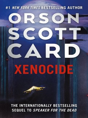 cover image of Xenocide