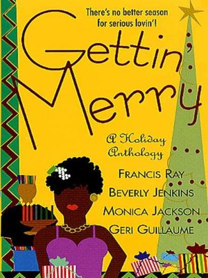 cover image of Gettin' Merry