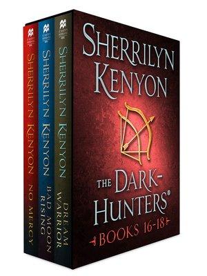cover image of Dark-Hunter Series, Books 16-18