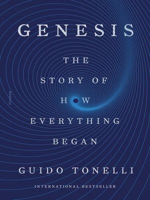 cover image of Genesis