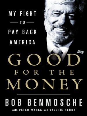 cover image of Good for the Money