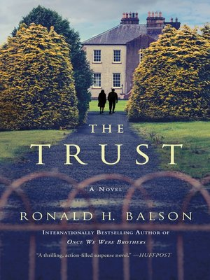cover image of The Trust