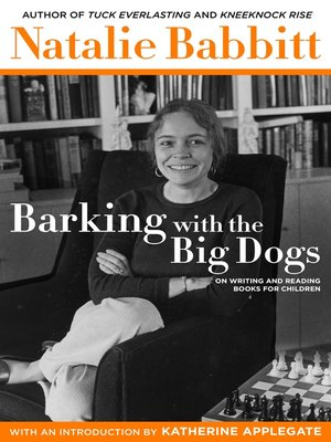 cover image of Barking with the Big Dogs