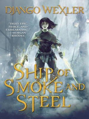 cover image of Ship of Smoke and Steel
