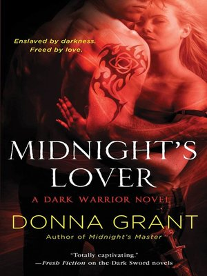 cover image of Midnight's Lover