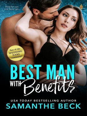 cover image of Best Man with Benefits