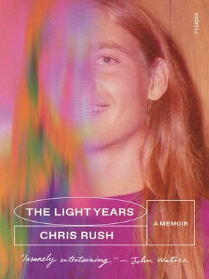 cover image of The Light Years