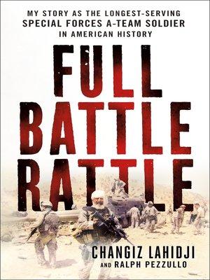 cover image of Full Battle Rattle