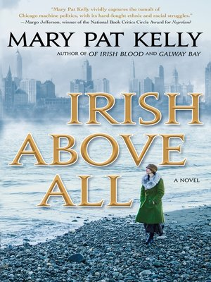 cover image of Irish Above All--A Novel