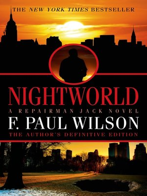 cover image of Nightworld