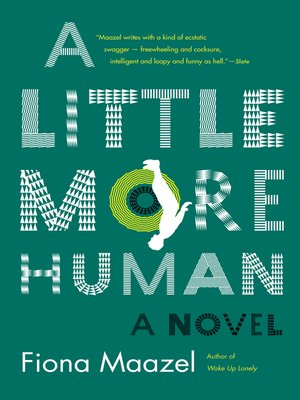 cover image of A Little More Human