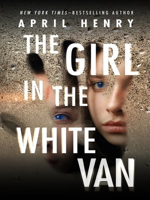 cover image of The Girl in the White Van