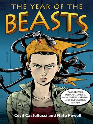 cover image of The Year of the Beasts