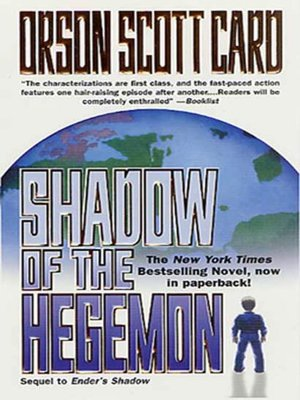cover image of Shadow of the Hegemon