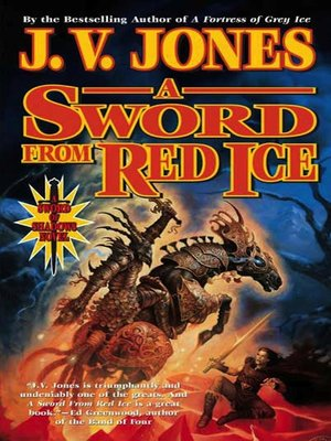 cover image of A Sword from Red Ice