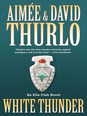 cover image of White Thunder