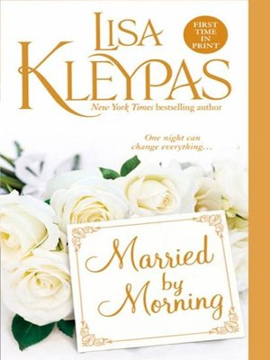 cover image of Married by Morning