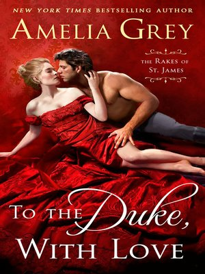 cover image of To the Duke, With Love