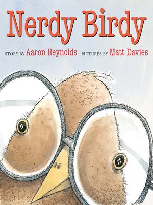 cover image of Nerdy Birdy