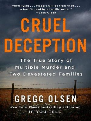 cover image of Cruel Deception