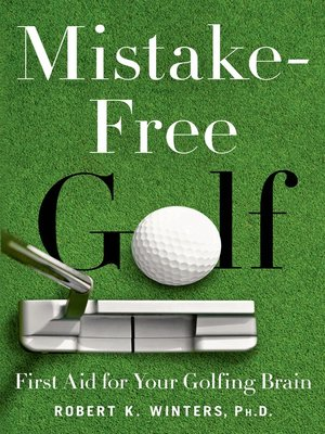 cover image of Mistake-Free Golf