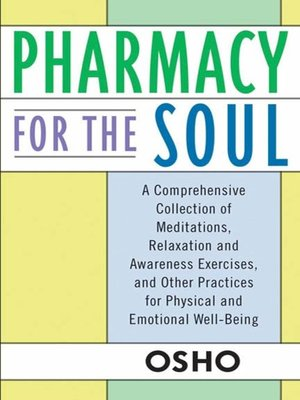 cover image of Pharmacy For the Soul