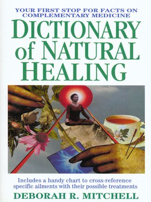 cover image of Dictionary of Natural Healing