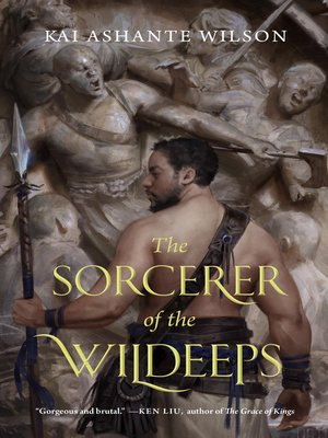 cover image of The Sorcerer of the Wildeeps