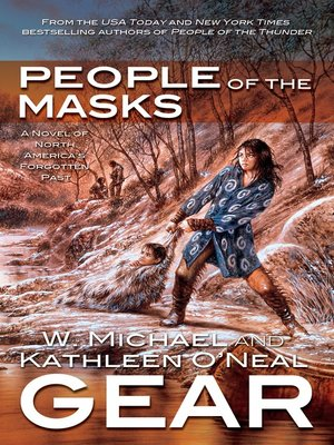 cover image of People of the Masks
