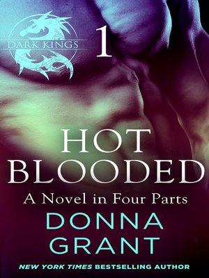 cover image of Hot Blooded, Part 1