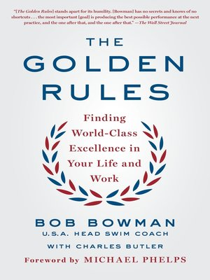 cover image of The Golden Rules