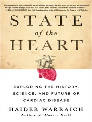 cover image of State of the Heart
