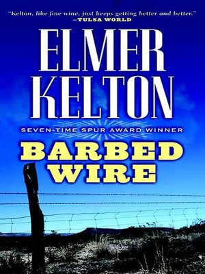 cover image of Barbed Wire