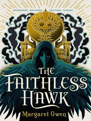 cover image of The Faithless Hawk