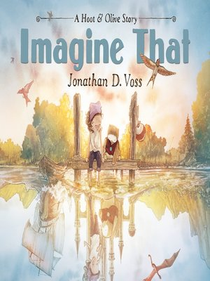 cover image of Imagine That