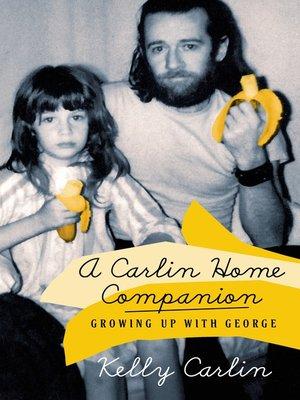 cover image of A Carlin Home Companion