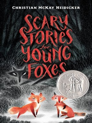 cover image of Scary Stories for Young Foxes