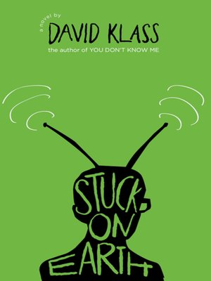 cover image of Stuck on Earth