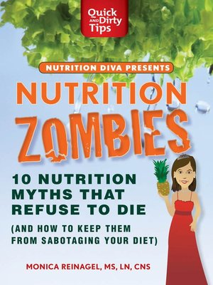 cover image of Nutrition Zombies