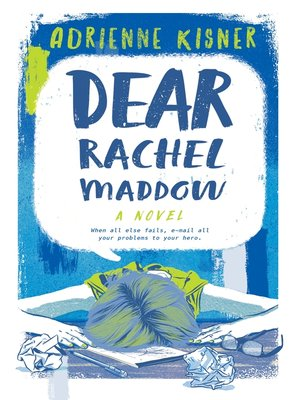 cover image of Dear Rachel Maddow