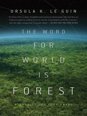 cover image of The Word for World is Forest